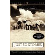 Just So Stories by Kipling