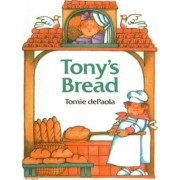 Tony's Bread by Tomie DePaola