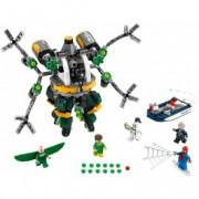 LEGO® Marvel Super Heroes Omul Păianjen: Capcana cu tentacule a lui Doc Ock 76059