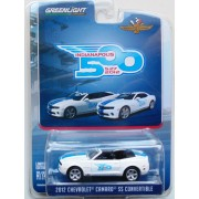 2012 Chevrolet Camaro indianapolis 500, 1:64 GreenLight