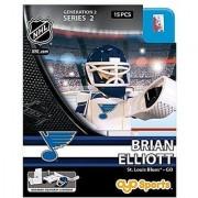 Brian Elliott OYO NHL St Louise Blues G2 Series 2 LE Mini Figure