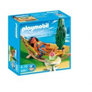 Playmobil 4861 Woman with Hammock