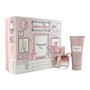 Nina Ricci Mademoiselle Eau De Parfums Spray 2 Piece Gift Set for Women Body Lotion
