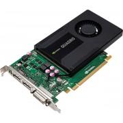 PNY VCQK2000-PB Quadro 2000 2GB GDDR5 videokaart