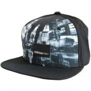 Adidas NEO ŚLICZNA DAMSKA czapka z daszkiem