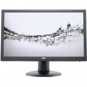 Monitor LED AOC e2460Pq 36 inch 2ms Black