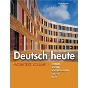 Deutsch Heute Worktext, Volume 1 by Jack Moeller