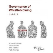 Governance of Whistleblowing: Just Do It