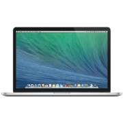Notebook Apple MacBook Pro Retina 15, Intel Core i7, RAM 16GB, SSD 256GB, OS X Yosemite, Argintiu