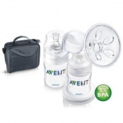 Avent set - ISIS pumpica + flasice + torba PP bez BPA