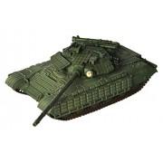 modelcollect as72030 montado Modelo Soviet Army T de 72B MAIN Battle Tank, Moscow