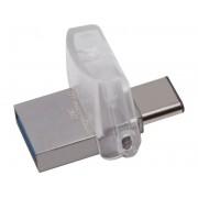 KINGSTON 16GB DataTraveler MicroDuo 3C USB 3.1 flash DTDUO3C/16GB srebrni