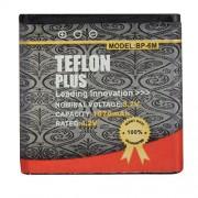 Teflon Plus 1070 Mah Lithium Ion Battery for Nokia Bp 6M 3250 XpressMusic 6151 6233 6234 6280 6288 9300 9300i N73 N77 N93 N97 3250