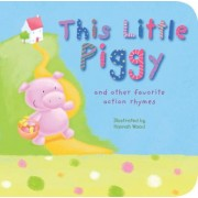 This Little Piggy by Hannah Wood