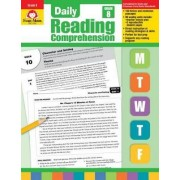 Daily Reading Comprehension, Grade 8 Te by Evan-Moor Educational Publishers