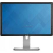 """Monitor IPS LED Dell 19.5"""" P2016, VGA, DisplayPort, 8ms, Pivot (Negru) + Ventilator de birou Esperanza EA149K, USB, 2.5W (Negru)"""