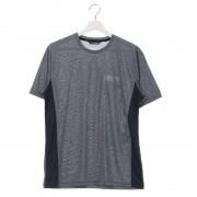 ケイパ kaepa メンズ 半袖機能Tシャツ カチオン杢メッシュTシャツ KP22264A メンズ