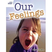 Rigby Star Guided Quest White: Our Feelings Pupil Book (Single)