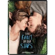 The Fault in Our Stars DVD 2014