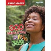 Vacation Bible School (Vbs) 2018 24/7 Adult Leader with Music CD: Jesus Makes a Way Everyday!
