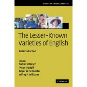 The Lesser-known Varieties of English by Peter Trudgill