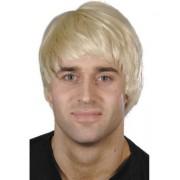 Peruca Barbati blonda