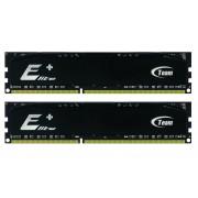 Team Group Elite Black 8GB (2x4GB) DDR3 PC3-12800C11 1600MHz Dual Channel Kit (TPKD38G1600HC11DC01