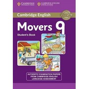 Cambridge English Language Assessment Cambridge young learners English. Student's book. Per la Scuola media. Con espansione online: Cambridge English Young Learners 9 Movers Student's Book