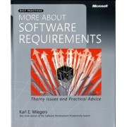More About Software Requirements by Karl Wiegers