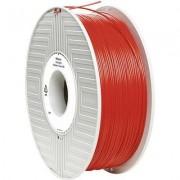 3D nyomtató szál Verbatim 55270 PLA műanyag 1.75 mm Piros 1 kg (1413038)