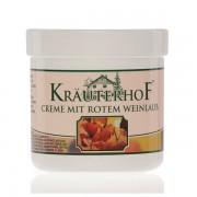 Crema cu extract din frunze de Vita-de-Vie rosie Kräuterhof Ambalaj 100ml
