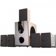 Sistem audio 5.1 Serioux Enviro 511FM