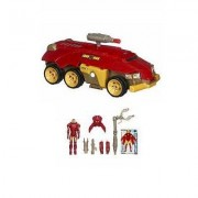 Iron Man Movie 2 - Véhicule Deluxe : Rolling Battle Headquarters