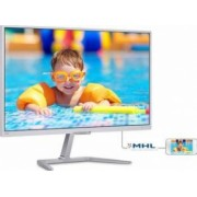 Monitor LED 23.6 Philips 246E7QDSW FullHD 5ms Silver