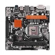 Asrock H110M-DGS Intel H110 LGA1151 Micro ATX motherboard Intel H110 LGA1151 Micro ATX