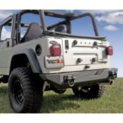 Rugged Ridge - Bara Spate NEAGRA Xtreme Heavy Duty pt. 76-06 Jeep CJ-5, CJ-7, CJ-8 Scrambler, Wrangler YJ, TJ & Unlimited