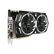 Carte graphique MSI GeForce GTX 1080 Armure 8G OC, 8192 MB GDDR5X
