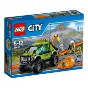 Lego 60121 camion delle esplorazioni vulcanico lego city volcano explorers