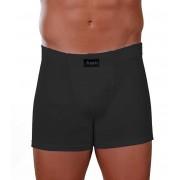 Lord Elastic Boxer Brief Underwear Black 150