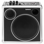 Boxa Portabila Lenco PA-45, Bluetooth, 30W (Negru)