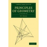 Principles of Geometry 6 Volume Paperback Set by H. F. Baker