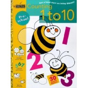 Sawb:Counting 1 to 10 - Preschool by Golden Books