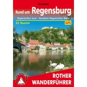 Wandelgids Rund um Regensburg   Rother