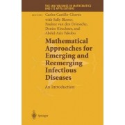 Mathematical Approaches for Emerging and Reemerging Infectious Diseases by Carlos Castillo-Chavez