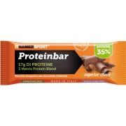 NamedSport Proteinbar Superior Choco 50g Protein-Energieriegel