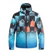 Quiksilver Сноубордическая куртка Mission Plus Mountain Exclusive