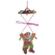 Skillofun Wooden Achievers - Mountaineer and the Mountain, Multi Color