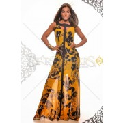 Rochie MissQ Dashing Allure Yellow