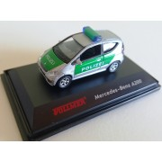 Macheta MERCEDES-BENZ A200 POLICE H0, 1:87, Vollmer