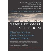 The Coming Generational Storm by Laurence J. Kotlikoff